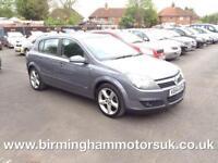 2004 (54 Reg) Vauxhall Astra 2.0I 16V TURBO SRI 5DR Hatchback GREY + VXR POWER