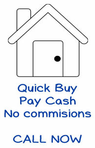 Sell Your House Privately. Any Condition! Quick Close with CA$H
