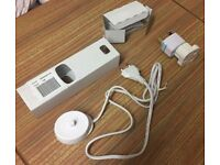UK Oral B Tooth Brush Charger Including Travel adaptor. (AS NEW)