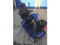 Pride 4mph mobility scootet