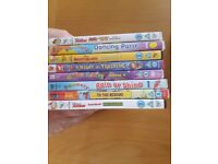 Bundle of kids dvds