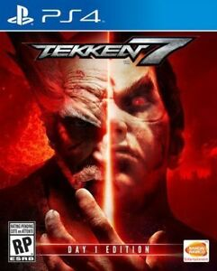 Tekken 7 Day One - PS4 - New / Sealed - sell or trade