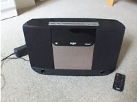 Bush Flat CD Stereo System with Bluetooth