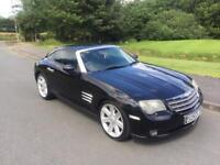 2003 CHRYSLER CROSSFIRE 3.2 AUTO 215 BHP X2 keys sports car BARGAIN ONVO