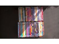 DVDs (7/9)Collection Of DVD's ( Mainly Aimed for Children)- 40 Off