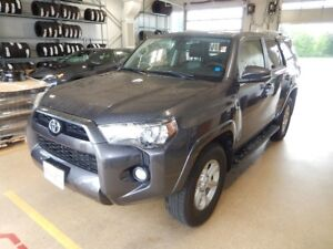 2015 Toyota 4Runner SR5 Upgrade 4x4 at its best