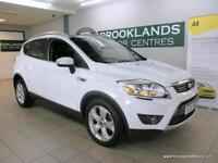 Ford Kuga 2.5T TITANIUM 4X4 [5X SERVICES, SAT NAV, LEATHER, PANORAMIC ROOF and H