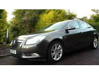 Vauxhall Insignia Exclusive, ###NEW PRICE### 1.8 Petrol - Ex Cond, Low Miles, Dealer Service History