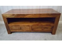 TV unit sheeham wood