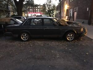 Awesome Volvo 240dl for sale