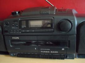 Philips Getto Blaster