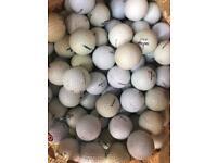 Golf balls x 150
