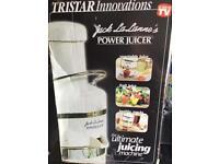 Jack La Lanne Power Juicer
