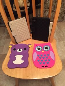 iPad mini.  2 covers