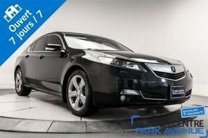 2013 Acura TL w/Technology Package, NAV, CUIR, TOIT