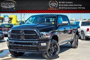 2017 Ram 2500 New Truck SLT|4x4 Diesel|Night edition|Sunroof|Blu