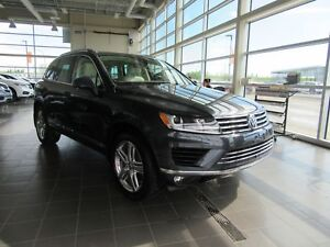 2016 Volkswagen Touareg 3.6L Highline PANORAMIC SUNROOF, LEAT...