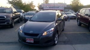 2010 Toyota Matrix XR AWD WOW GREAT FOR WINTER Wagon