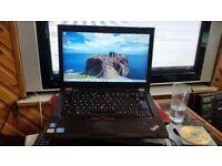 Lenovo thinkpad t420 windows 7 500g 6g memory wifi webcam processor intel core i5 2.30 ghz