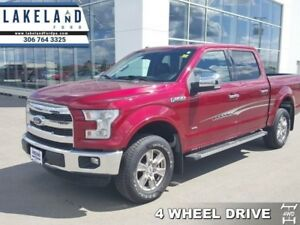2015 Ford F-150 Lariat  - Leather Seats -  Bluetooth -  Cooled S