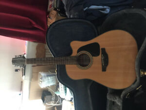 12 String Takamine Acoustic/Electric
