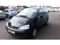 2001 Ford Galaxy 2.3 with Captain Seats