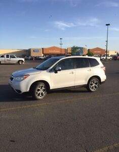 2016 Subaru Forester Limited (AWD)