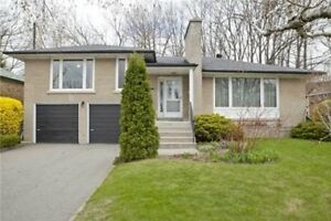 Well Maintained Side Split In Birch Cliff Village 3 Bed / 2 Bath