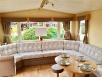REFURBSIHED STATIC CARAVAN FOR SALE. 2017 SITE FEES INC. Nr BEACH. PICK YOUR OWN PITCH.NORFOLK COAST
