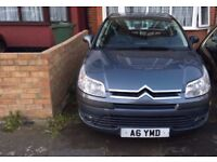 Citroen C4 spare or repair