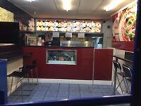 Chicken & Pizza shop for sale