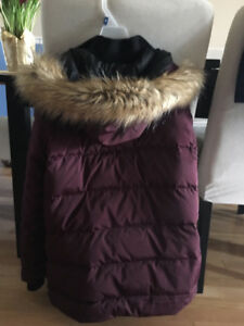 Thyme Maternity Winter Coat