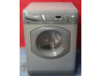 Y284 graphite hotpoint 5kg&5kg 1400spin washer dryer comes with warranty can be delivered