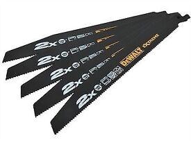 x225 Dewalt Extreme DT2307L Reciprocating Saw Blades. Wholesale