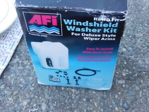 AFi 33505 Retro Fit Windshield Washer Kit for Deluxe Style Wiper