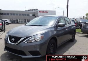2017 Nissan Sentra 1.8 S  |LOW KMS|NON-RENTAL