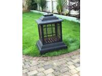 Large Fire Pit Chiminea Stove