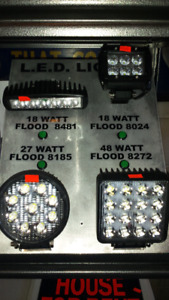 L.E.D FLOOD LIGHTS LOWEST PRICES IN TOWN!!!