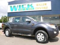 2014 Ford RANGER XLT 4X4 D/CAN TDCI PICKUP Manual PICK UP