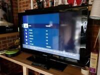 "Samsung 40"" LCD TV."