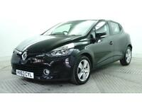 2013 Renault Clio EXPRESSION PLUS 16V Petrol black Manual