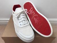 Christian louboutin Aurelien sneakers white size 10.5