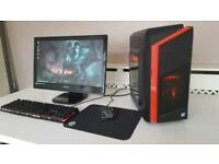 Desktop gaming pc bundle