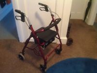 Roma Medical lightweight walker in excellent condition