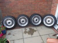 Ronal ls alloy wheels