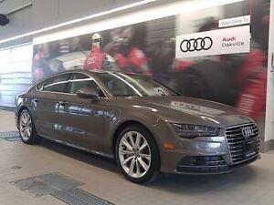 2016 Audi A7 3.0T Technik quattro 8sp Tiptronic /Audi Certified
