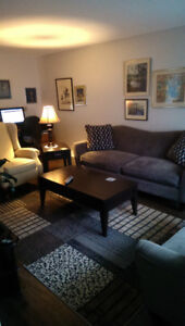 ALL INLUSIVE North End St. Cath (Main Floor)  2 bedroom + office