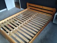 IKEA King Size Bed 5ft