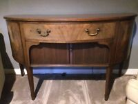 Large vintage sideboard for sale
