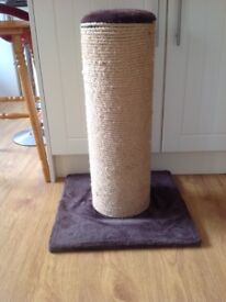 Large Cat Scratching Post.